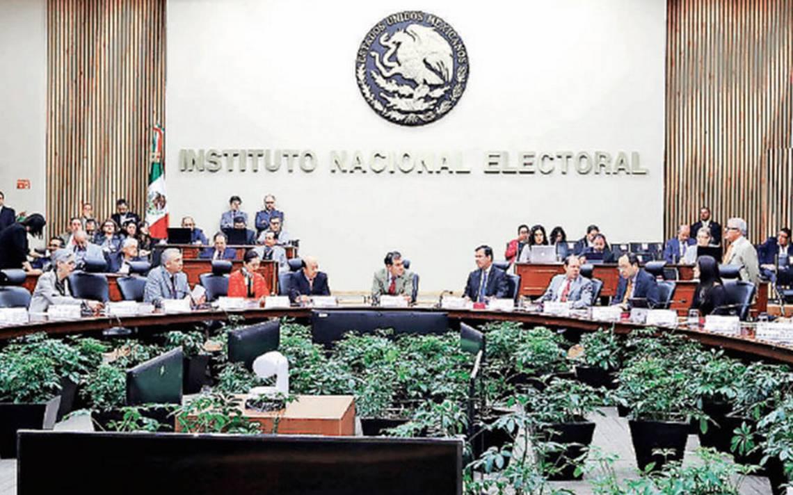 Panal y PES pierden registro; INE inicia proceso de liquidación