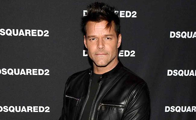 A Ricky Martin se le da el papel  de amante