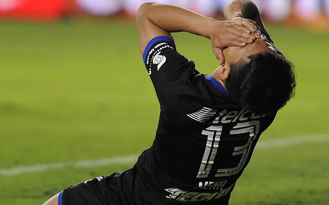 Cruz Azul, invicto ante empate con Necaxa