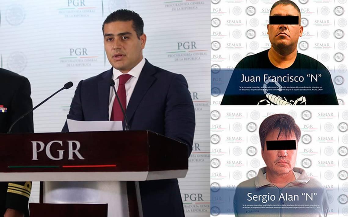 """Detienen a """"Juan Pistolas"""", uno de los líderes del CJNG"""