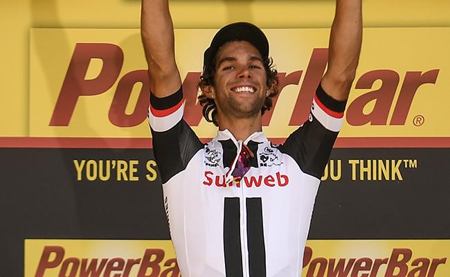 Matthews se llevó la etapa 16 en los 165 kilómetros