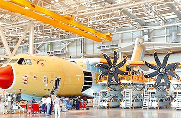 Estiman crecimiento de 10% en exportaciones  de industria aeroespacial