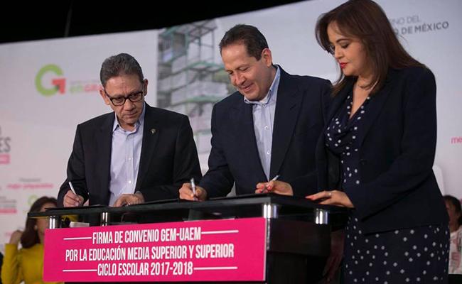 Ofertará la UAEM más de 7 mil  900 espacios para jóvenes