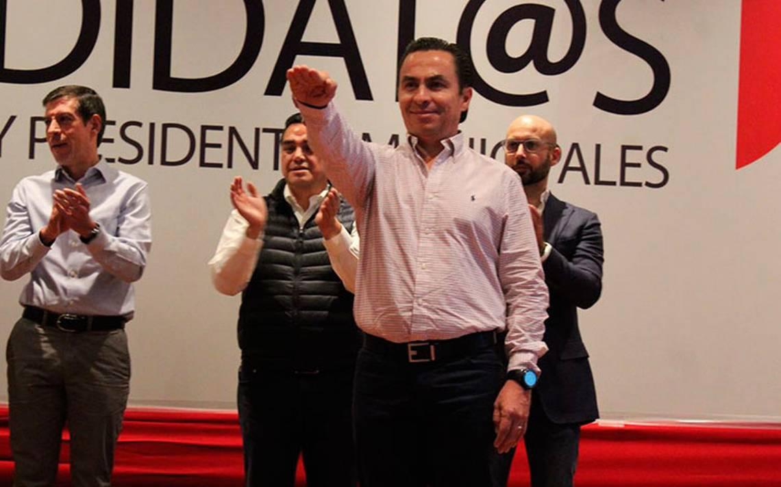 Rizo Castelo, nuevo coordinador de campaña de Meade en Jalisco