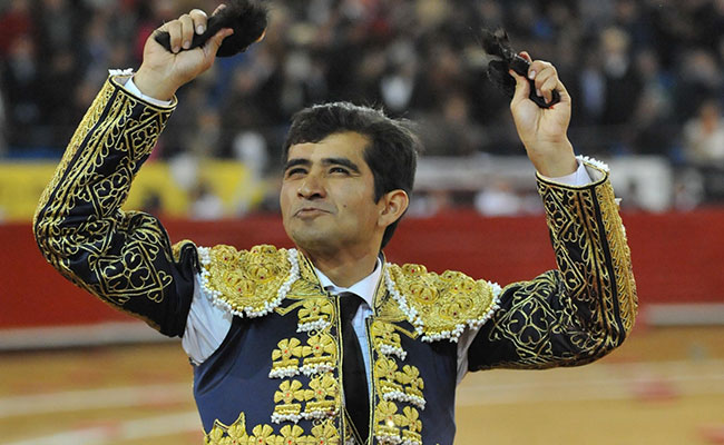 Joselito Adame decimosegundo en Madrid