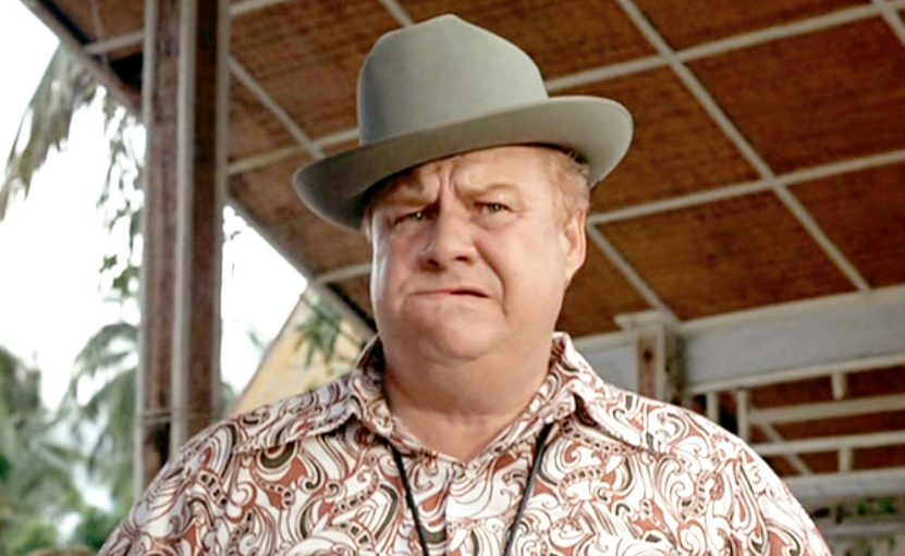 Muere Clinton James, afamado sheriff en James Bond