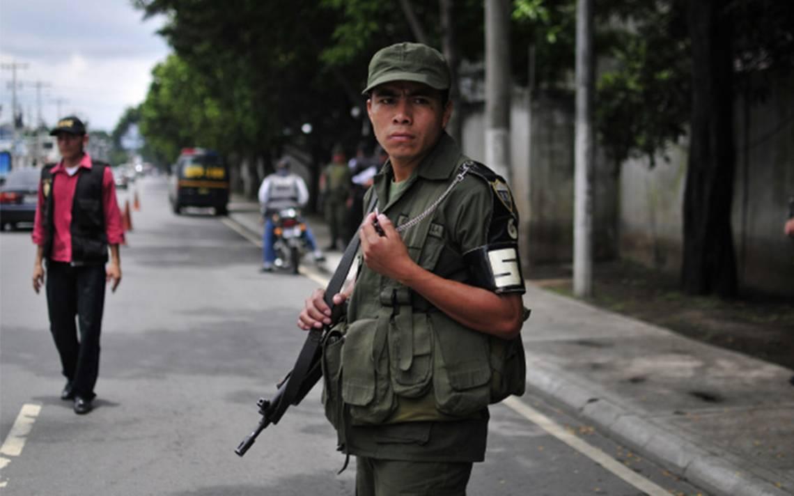 Guatemala le gana la partida al crimen y retira al Ejército de la calle