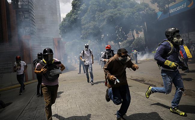Se elevan a 80 los muertos en tres meses de protestas en Venezuela