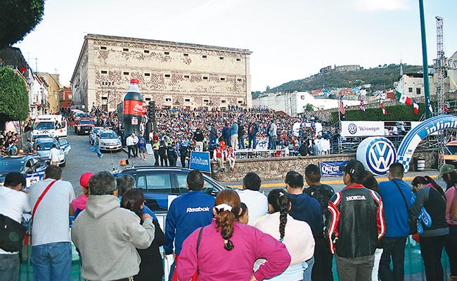 Financia Estado de Guanajuato gastos del rally