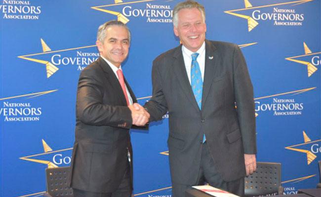 EU recibirá gobernadores de México y Canadá para dialogar sobre el TLCAN