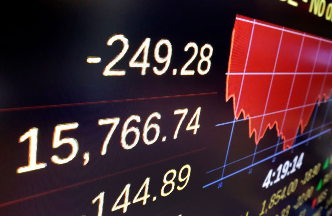 Bolsas de Asia-Pacífico cierran con pérdidas tras el cierre negativo de Wall Street