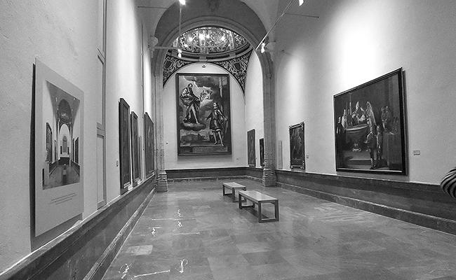 En el IV Centenario nacimiento de Antonio del Castillo se exhibe obra completa en el Museo de Bellas Artes de Córdoba