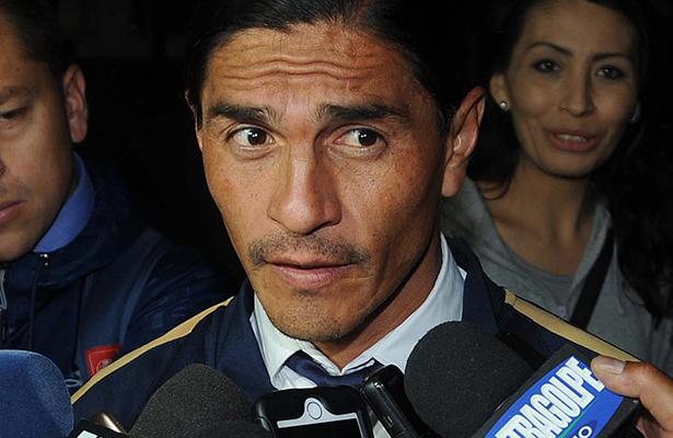 Palencia admitió que ha sido el mayor responsable del mal paso de Pumas