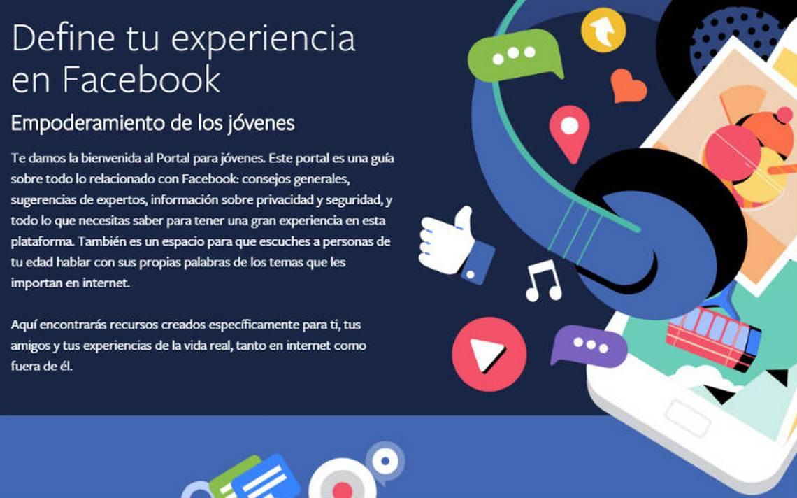 Facebook lanza portal de educación y seguridad para jóvenes