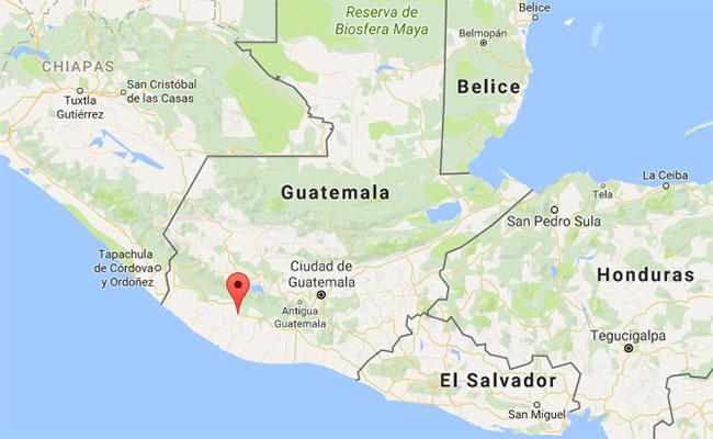 Sismo de magnitud 6.7 sacude Guatemala; no se reportan víctimas