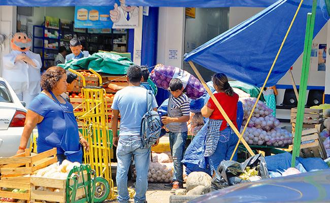 Trabajo infantil, otra cara oculta de Tapachula