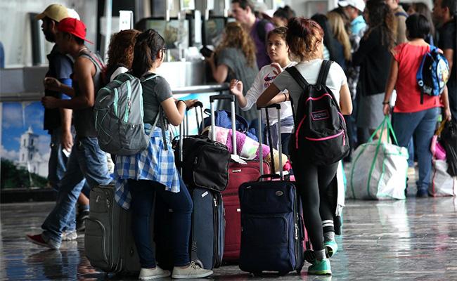 Maestros y estudiantes viajarán con tarifa especial en Semana Santa