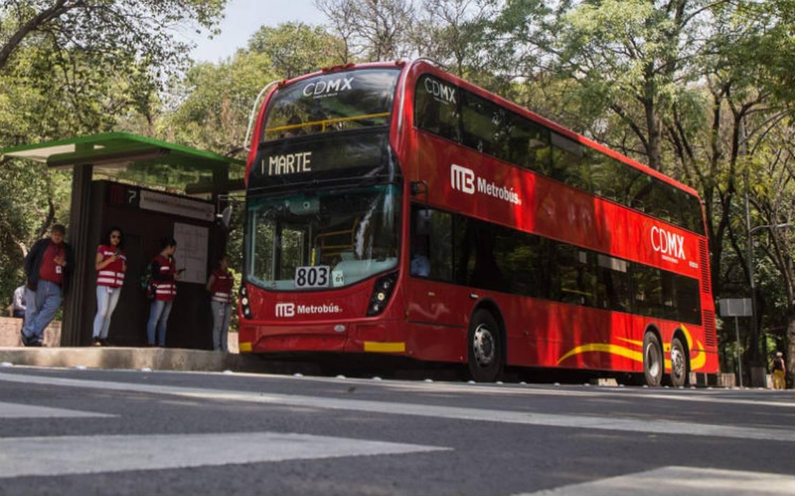 Suspenden un amparo contra construcción de la Línea 7 del Metrobús