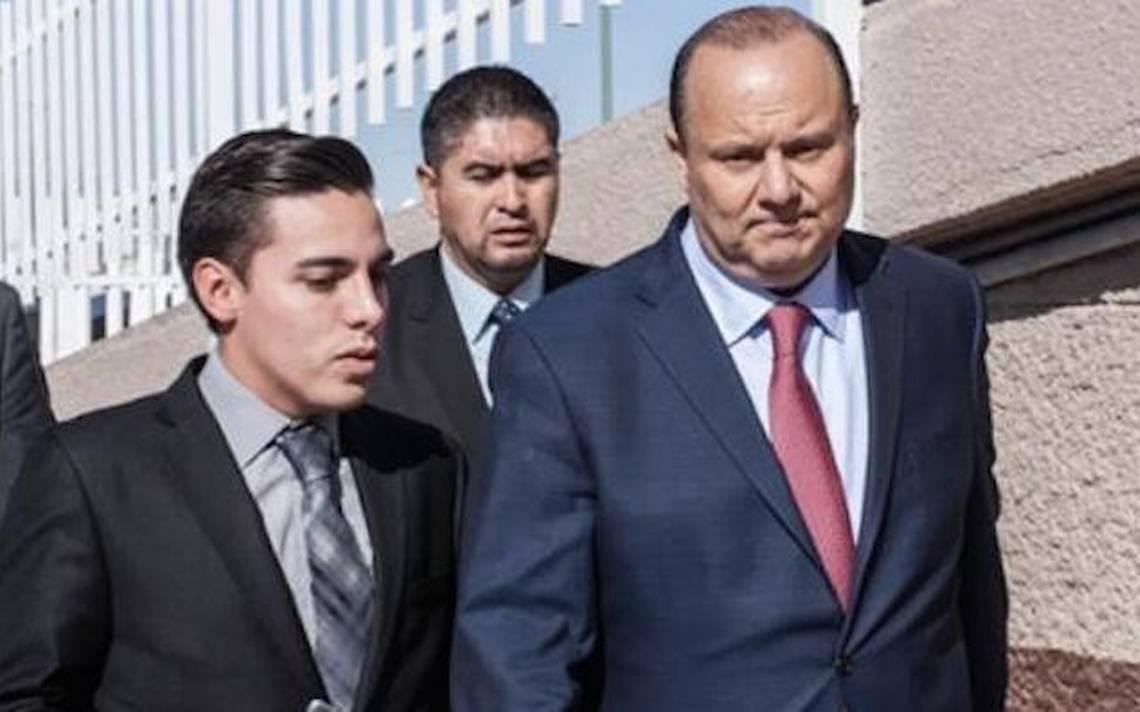 Detienen en EU a exsecretario privado de César Duarte