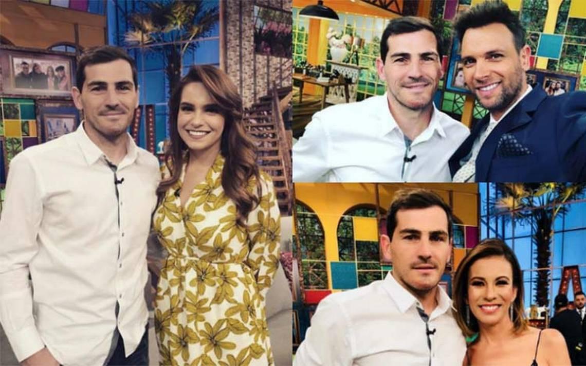 ¿Iker Casillas en Venga la Alegría? Así es, el portero se integra a TV Azteca