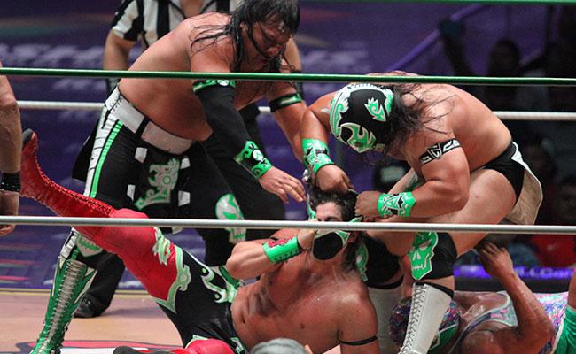 CMLL terminó acopio para damnificados del sismo del 19 de septiembre