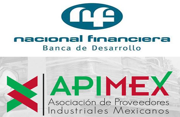 Nacional Financiera apoyará con 150 mil pesos a proyectos de innovación