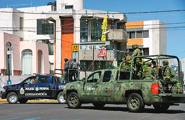 Despliegan 500 policías para combatir a huachicoleros