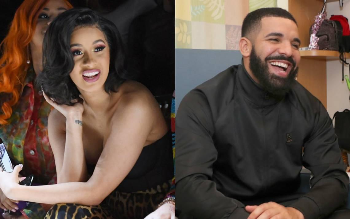 Cardi B y Drake lideran nominaciones de los American Music Awards