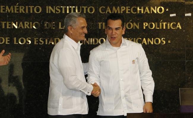 México necesita gente comprometida: Moreno Cárdenas