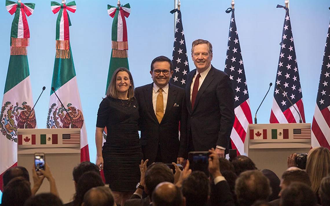 Canadá no descarta un tratado bilateral con EU para reemplazar el TLCAN