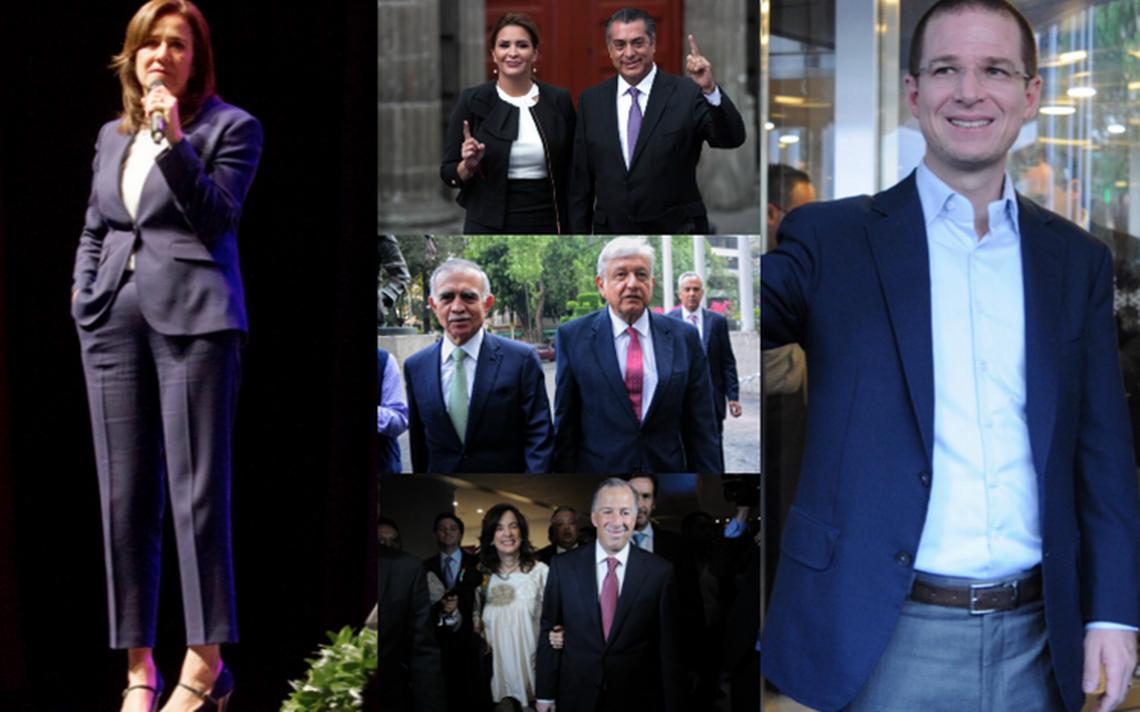 BBVA Bancomer reunirA? a presidenciables el 15 de mayo