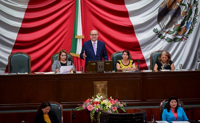 Convoca Graco a construir la unidad nacional ante el momento histórico