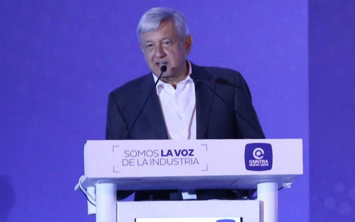 López Obrador abre la puerta a reducir tasas de impuestos