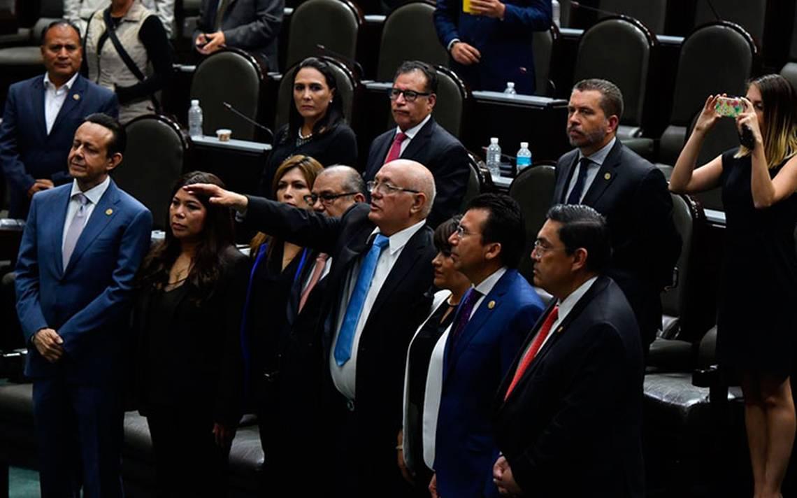 Legisladores eligen a David Colmenares Páramo como nuevo auditor de la Federación
