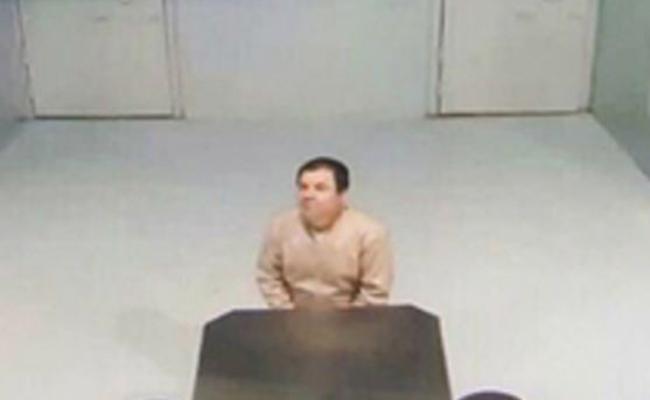 """La SCJN rechaza recursos de """"El Chapo"""" contra extradición a EU"""