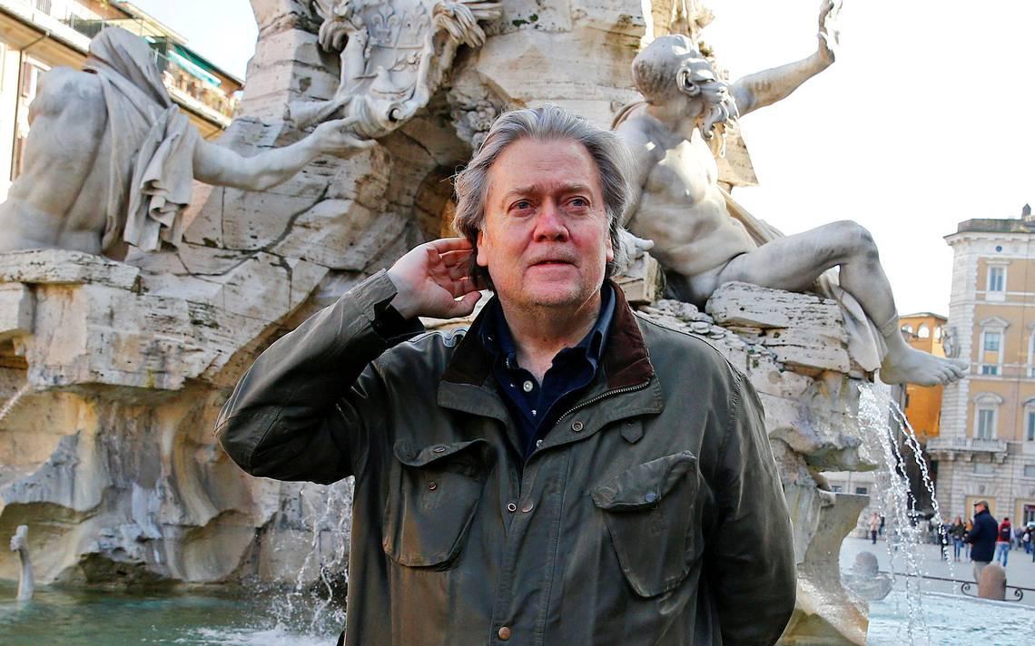 Steve Bannon lleva la extrema derecha a Europa
