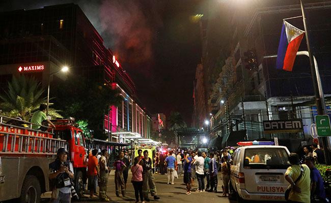 Pudo haber sido un asalto, no hay indicios de ataque terrorista en Manila: Policía