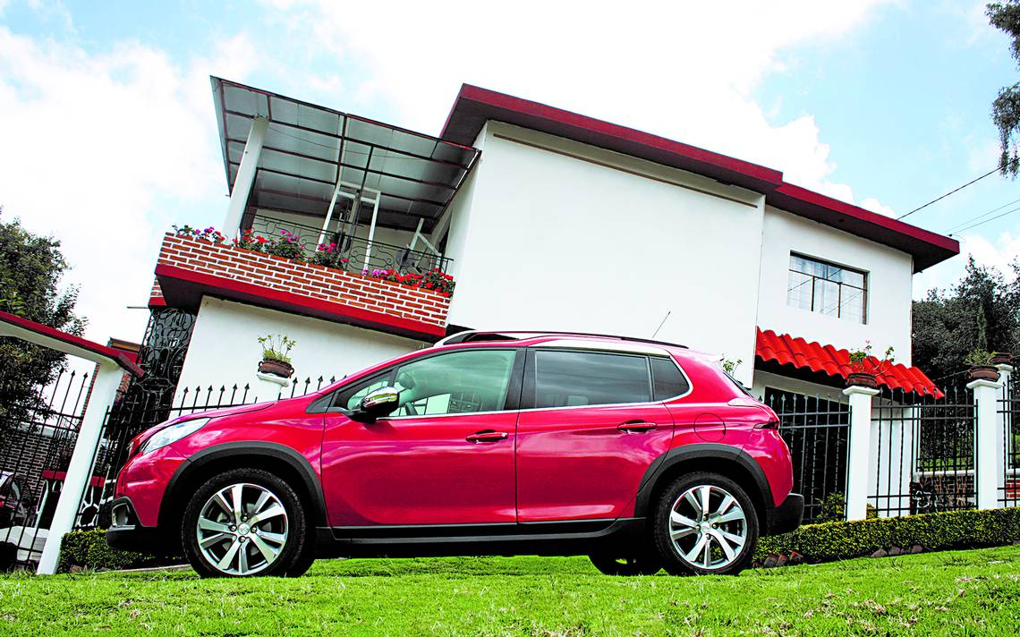 Peugeot 2008, un francés en la ciudad