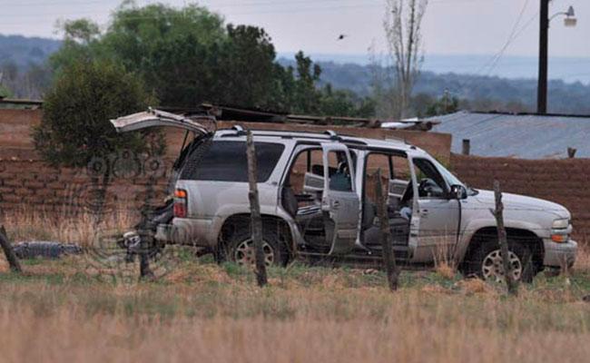 Hay 5 detenidos por enfrentamiento en Chihuahua
