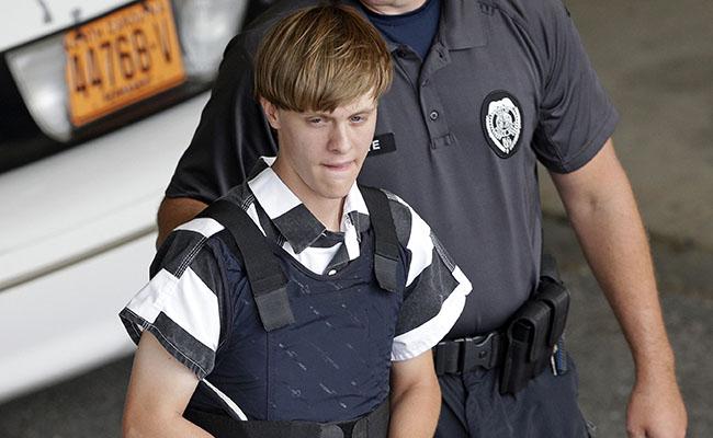 Sentencian a muerte a Dylann Roof por masacre en Charleston
