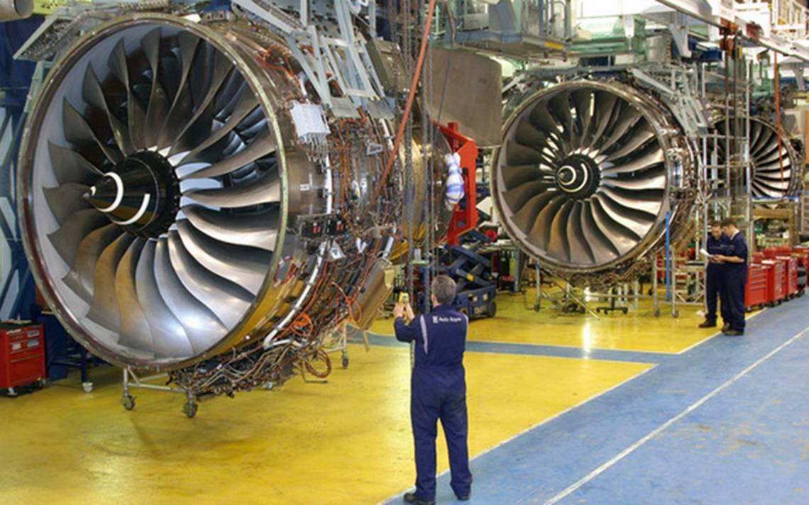 Sector aeroespacial se sostiene