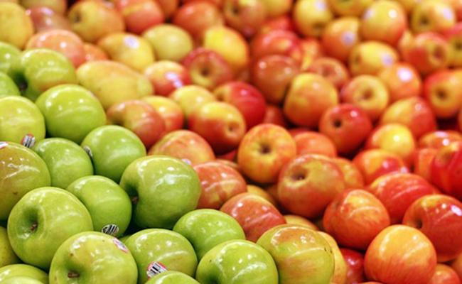 Mensaje falso ⚠ alerta sobre manzanas contaminadas de EU y Europa