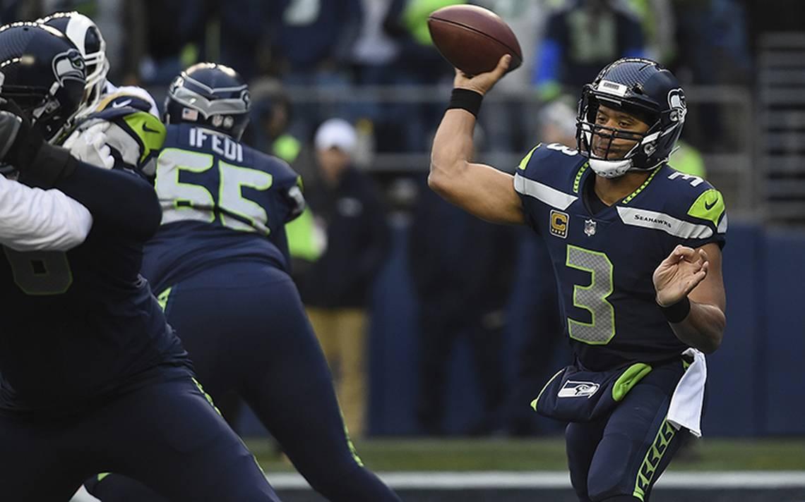 Multa NFL a los Seahawks de Seattle