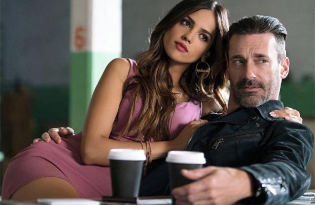 """""""Baby Driver"""" pone a Eiza González en el ojo de Hollywood"""