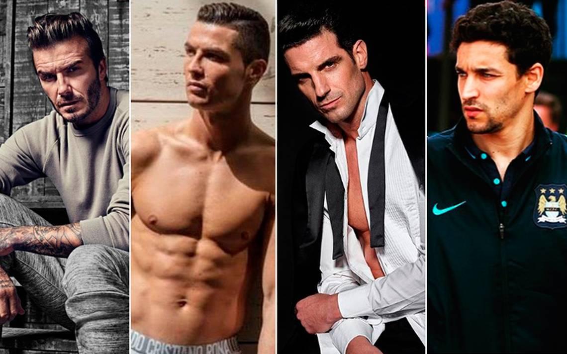 Del futbol al glamour: los jugadores que brincaron de las canchas al mundo de la moda