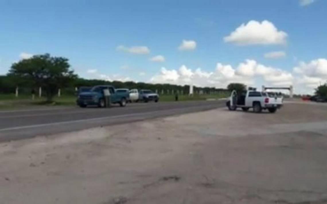 Pánico en Matamoros, Chihuahua, por supuesta entrada de Zetas