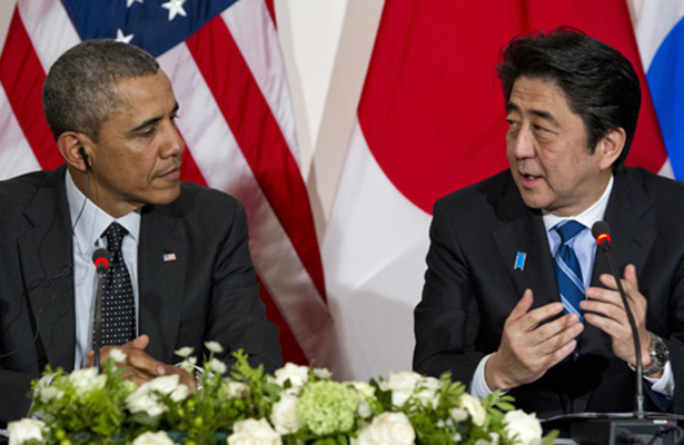 Shinzo Abe se sumará a Obama en homenaje a Pearl Harbor