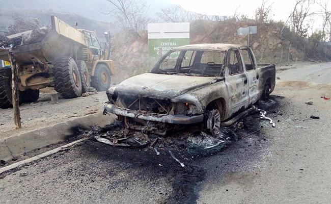 Seguidores de diputada provocan disturbios en Chicoasen