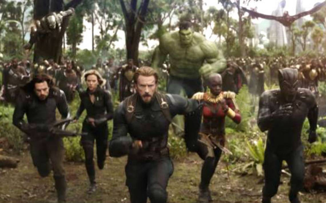 "Él es el avenger que visitará México para promocionar ""Infinity War"""