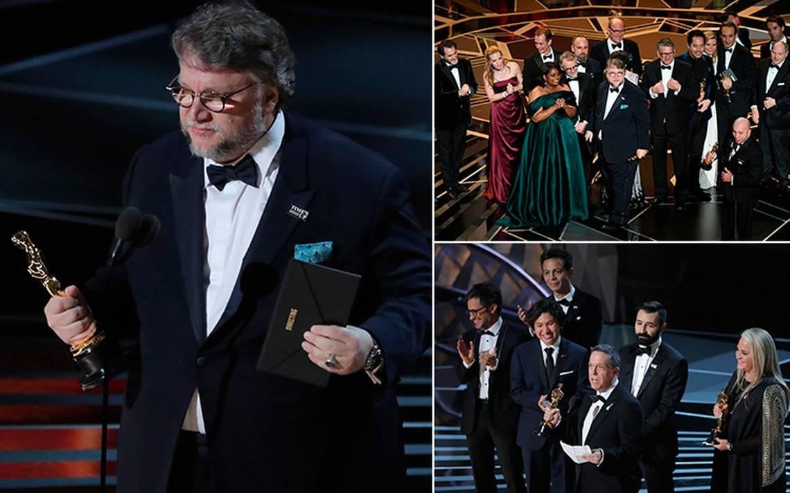 Del Toro triunfa: ellos son los ganadores de la 90 entrega de los premios Oscar